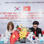 Công ty Thúy Thành Công tổ chức ký kết chuyển giao công nghệ và bổ nhiệm lãnh đạo cấp cao